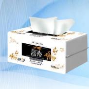 柔韧耐用品帝200盒抽纸巾图片