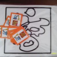 供应烤胶画彩绘画儿童彩绘创作
