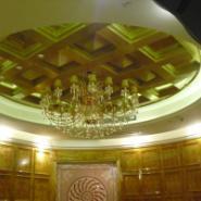 酒店宾馆铜装饰厂家承接图片