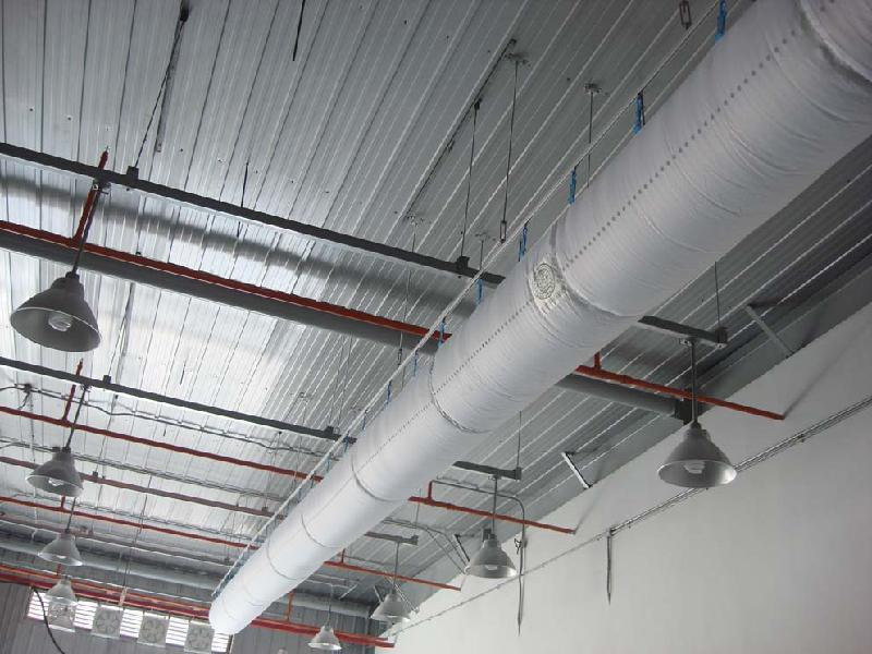 纤维风管图片/纤维风管样板图 (4)