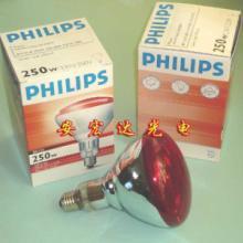 飞利浦PHILIPS红外线灯泡 IR250CH R125 加热灯泡  实验室用烤灯