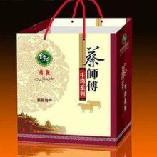 供应定制山东寿光农产品礼品纸箱纸盒,配套无纺布礼品袋纸袋订做图片