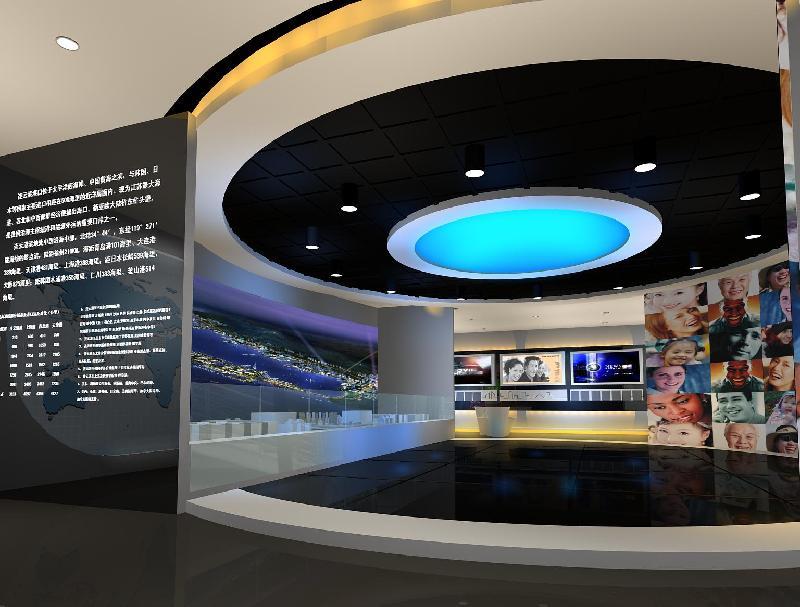 多媒体_多媒体供货商_供应多媒体规划设计/企业展厅图片