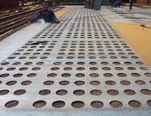供应河北除尘器花板孔冲压花板孔收尘器多孔板不锈钢多孔板价格批发
