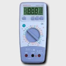 供应MS8201H带温度电容电感测量数字多用表香港华谊
