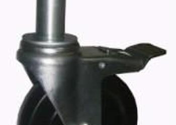 脚轮4寸导电轮/4寸防静电脚轮图片