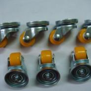 1寸PU脚轮25mm脚轮小脚轮生产厂家图片