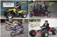 供应珠海 沙滩车越野摩托车跑车卡丁车