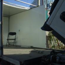 供应用于的专业货车车厢维修冷藏车厢