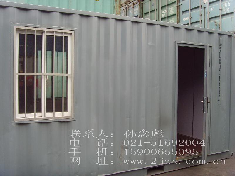 供应用于杂货集装箱的仪征高邮二手集装箱活动房买卖出租