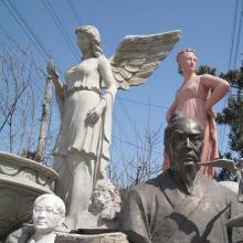 供应杭州玻璃钢雕塑公司