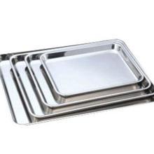 供应YLQL002不锈钢浅方盆/不锈钢餐饮用品