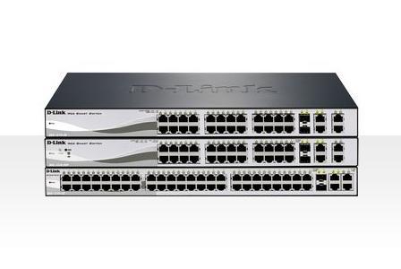 供应DES-1210系列智能百兆网管交换机