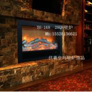 伏羲皇玛壁炉装点浪漫温馨生活图片