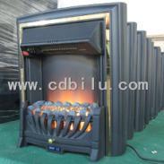 欧式壁炉火焰设计专家-欧壁火壁炉图片