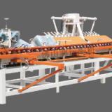 供应次品瓷砖切割加工厂8头磨边机