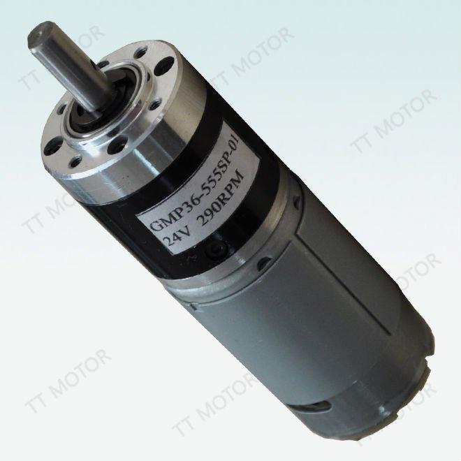 供应用于保健电器生产的555电机配行星减速电机厂家,