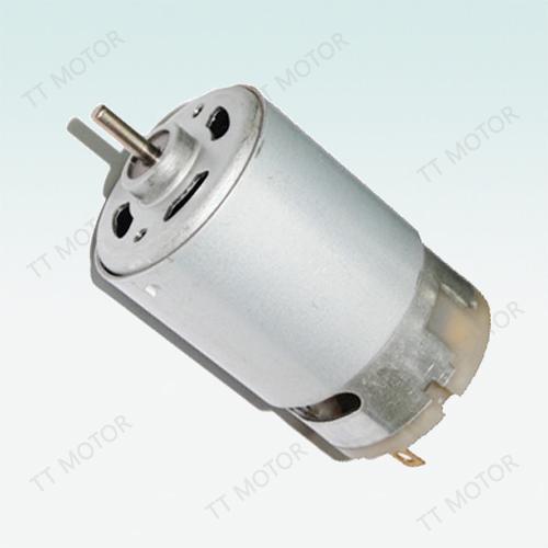 供应用于小家电生产的微型直流有刷电机,