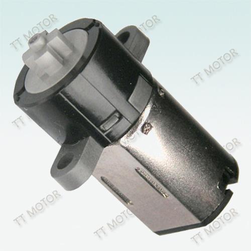 供应用于仪器生产|小家电生产|机器人生产的10MM塑胶齿轮减速电机,