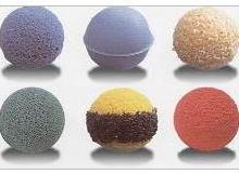 清洗凝气器海绵胶球