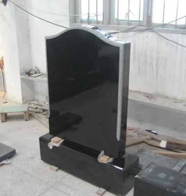 黑墓碑图片/黑墓碑样板图 (3)
