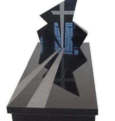黑墓碑图片/黑墓碑样板图 (1)