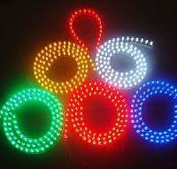 供应5050红色软灯条,5050软灯条,5050红色灯条