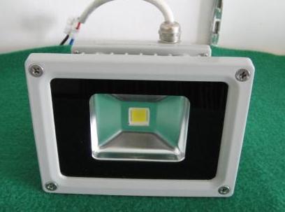 供应广告牌反射灯LED泛光灯10W白光