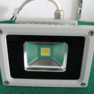 广告牌反射灯LED泛光灯10W白光图片