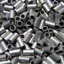 供应大口径5052铝管、湖北1060铝合金精密管、6063铝管图片