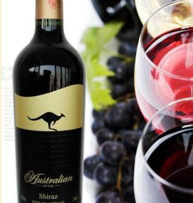 澳洲袋鼠葡萄酒图片/澳洲袋鼠葡萄酒样板图 (2)