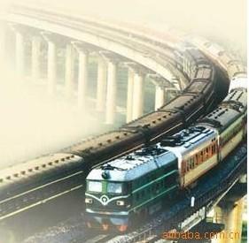 供应云浮到Tashkent塔什干散货整柜铁路图片