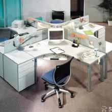 供应北京朝阳办公家具定做屏风隔断系列 屏风工作位 办公家具维修图片