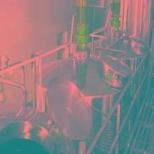 供应老陈醋固态自动酿醋设备生产线
