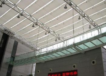 上海FCS天棚帘厂家厂商图片