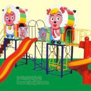 儿童组合滑梯厂家图片