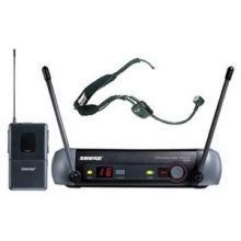 供应SHURE无线头戴式话筒|南昌音响进口周边设备报价批发