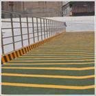 南京亳州无振动防滑车道车库地坪图片