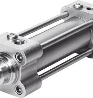 SMC气动SMC标准气缸图片/SMC气动SMC标准气缸样板图 (2)