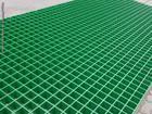 供应玻璃钢格栅制作商 技术安装图片