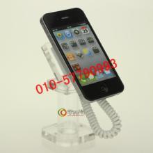 【潮流】手机陈列架,手机水晶支架,iphone底座