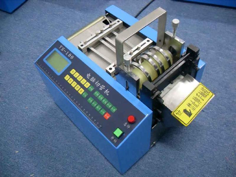 专业热缩管裁管机/硅胶管裁切机/塑料管切割机专业热缩管裁管机硅胶