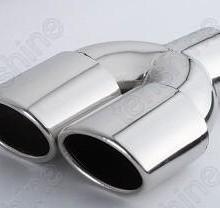 供应汽车排气管尾管尾喉消声器