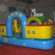 奶粉跳床批量加工企业广告玩具订做图片