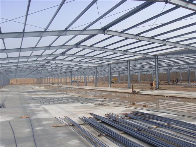 供应山东巨龙钢结构