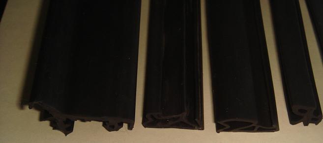 供应三元乙丙铝木复合铝包木门窗密封条