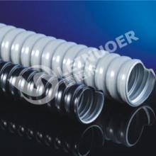 供应包塑金属软管,PVC被覆外包塑金属软管,可绕性包塑金属软管