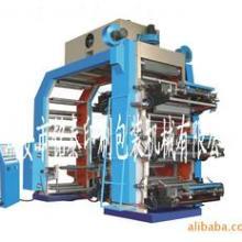 供应四色塑料薄膜纸张柔版印刷机