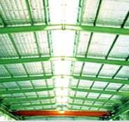 扬州820型屋面采光板图片