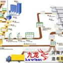 加气混凝土生产线设备图片